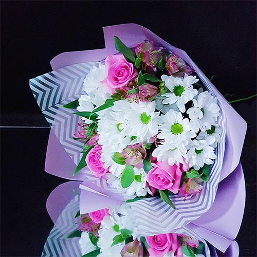 """Букет цветов """"Кружево"""""""