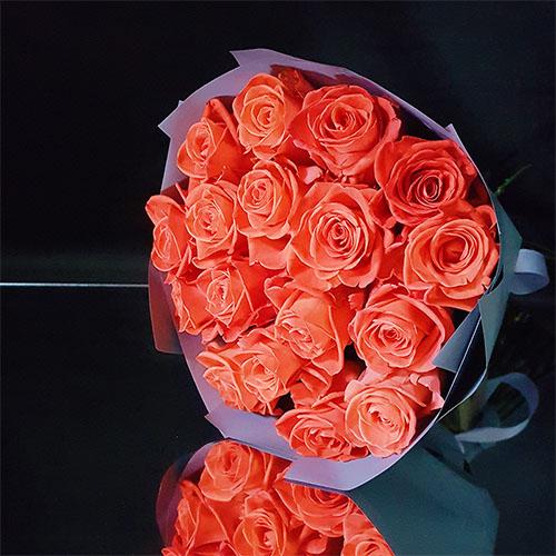 17 роз Вау
